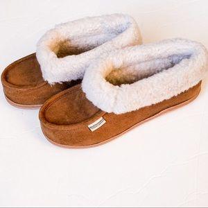 GREAT NORTHWEST CLOTHING COMPANY leather slipper